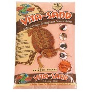 SABLE REPTILE ZOO MED VITASAND OUTBACK 4.5 KG ORANGE