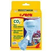 DIFFUSEUR DE PRESSION SERA FLORE CO2 AVEC COMPTE-BULLES INTEGRE
