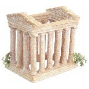 DECORS TEMPLE NANO ANTICS 14.5x11x14 cm ZOLUX