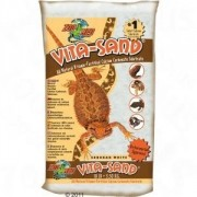 SABLE REPTILE ZOO MED VITA SAND SONORAN WHITE 4.55 KG