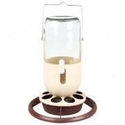 MANGEOIRE POUR OISEAUX LAMPE DE MINEUR 1 LITRE FAUNA FLAMINGO