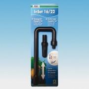 CANNE JBL INSET POUR CP e1501 16/22 MM