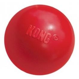 JOUET KONG BALLE MEDIUM/LARGE 7 CM ROUGE