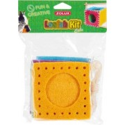 JOUETS RONGEURS LOOFAH CUBE AVION ZOLUX