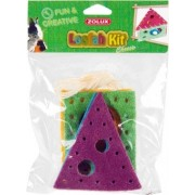 JOUETS RONGEURS LOOFAH FROMAGE AVION ZOLUX