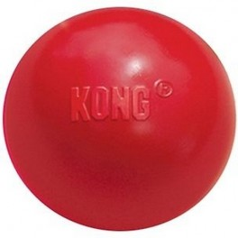 JOUET KONG BALLE ROUGE SMALL