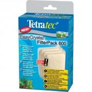 TETRA EASYCRYSTAL FILTERPACK 600 3 CARTOUCHES DE FILTRATION