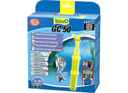 Tetra aspirateur Tetratec GC50