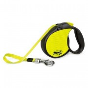 LAISSE ENROULEUR FLEXI NEON REFLECT LARGE