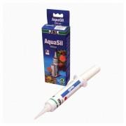 JBL - Silicone AquaSil Silicon pour Aquarium et Terrarium de 80ml - Noir