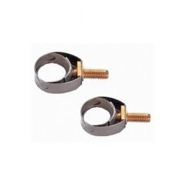 EHEIM Lot de 2 colliers de serrage pour tuyau 25/34 mm ref 4007530