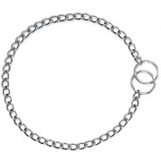 COLLIER ETRANGLEUR CHROME 45 CM - 2,5mm