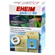 Eheim mousses blanches pour Filtre PickUp 60 ref 2617080