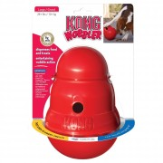 Kong wobbler Rouge L